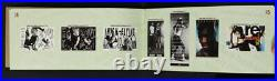RARE 1990 Nike Poster Catalog Michael Jordan Bo Jackson Agassi Ryan Gwynn Sharp