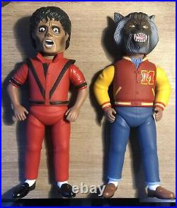 RARE 2010 Marusan Soft Vinyl Collection Michael Jackson sofubi toy vintage