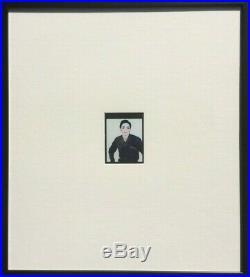 RARE Collection MICHAEL JACKSON 1/1 Original framed Photograph ARNO BANI signed