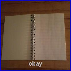 RARE Genuine Michael Jackson Neverland Valley Ranch Small Notebook