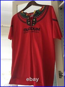 RARE IMPORT BRAZIL XL Michael Jackson Olodum Original Official Rare T Shirt