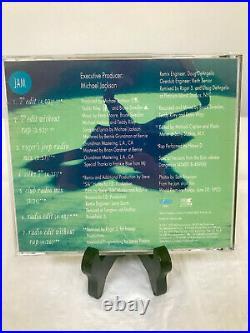 RARE MICHAEL JACKSON JAM CD MAXI SINGLE WITH 7 REMIXES, feat. HEAVY D RAP