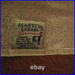 RARE NEVERLAND VALLEY RANCH hand towel from Michael Jackson's personal estate MJ