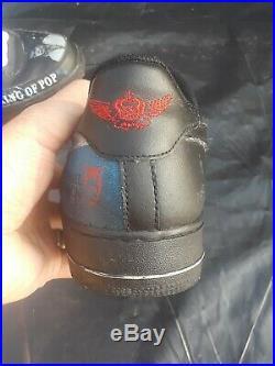 RARE Nike Air Force 1 Low Michael Jackson Sneakers Men's Size 11