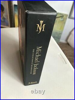 RARE Set of Five Julien's Auctions Catalogs MICHAEL JACKSON April 22-25, 2009