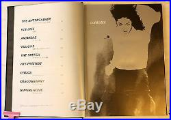 Rare! 10000 Limited Michael Jackson KING OF POP Photo Book Japan Limited
