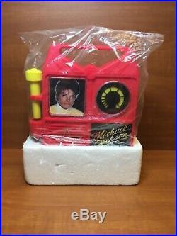 Rare 1984 LJN Toys Michael Jackson Sing-a-Long Sound Machine Collectible