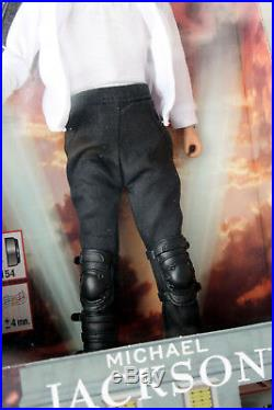 Rare 1995 Michael Jackson 12 Singing Doll Black Or White Street Life New Sealed