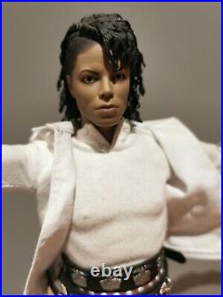 Rare 1/6 custom Michael Jackson Who's BAD Figure Doll