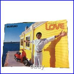 Rare Michael Jackson Suzuki LOVE Catalog