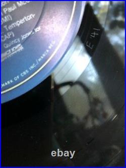 Rare Michael Jackson Thriller Epic LP Album