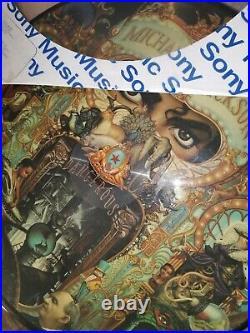Rare Michael Jackson dangerous Brazil Picture test No Music