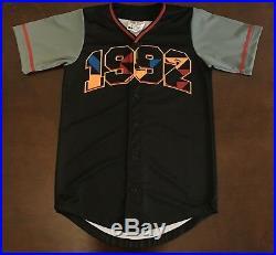 Rare Sneak Gallery Michael Jordan Michael Jackson Baseball Jersey