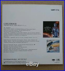 SUPER RARE Michael Jackson Childhood CD Free Willy 2 promo