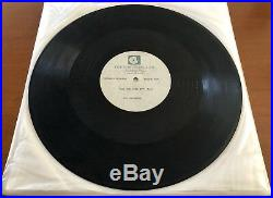 THE JACKSONS Can You Feel It RARE 12 ACETATE PROMO ARCHIVE COPY Michael Jackson