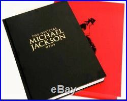 The Official MICHAEL JACKSON Opus Book RARE NIB