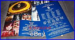 The Wiz rare large premiere film program Diana Ross Michael Jackson 1978 ticket