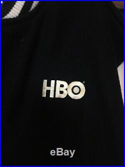 VERY RARE MICHAEL JACKSON HBO Cast Crew Jacket Vintage 1995 Concert Jacket