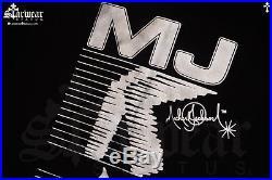 VTG 90s Michael Jackson LA GEAR Signature Dance Retro Sneaker T Shirt L RARE