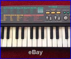 Vintage Casio SA-35 Digital Synthesizer Electronic Keyboard Michael Jackson RARE