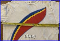 Vintage Disney Parks Captain EO T Shirt, Michael Jackson, Disneyland RARE 80s