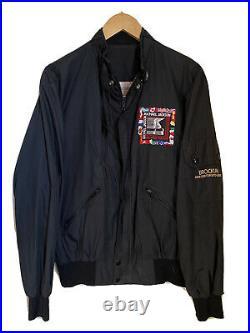 Vintage Rare 1988 Michael Jackson Bad World Tour Jacket