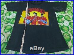 Vintage Rare 1990 Prince 2 Sided T Shirt L Michael Jackson Pop Rock R&b Hip Hop