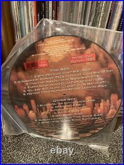 Vinyl record picture disc Michael Jackson Blood On The Dance Floor Rare Promo