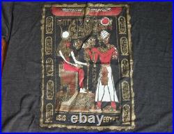 Vtg 90s Michael Jackson HISTORY TOUR Promo T-Shirt Deadstock L NOS RARE Egypt