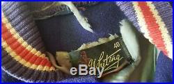 Warner Brothers Bugs Bunny Promo Varsity Jacket Rare Orig Large Michael Jackson